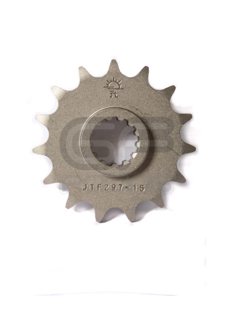 JT Honda OEM Replica Steel Front Sprocket 525P 15T