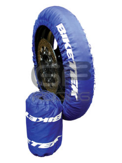 Set of Front and Rear Tyre Warmers