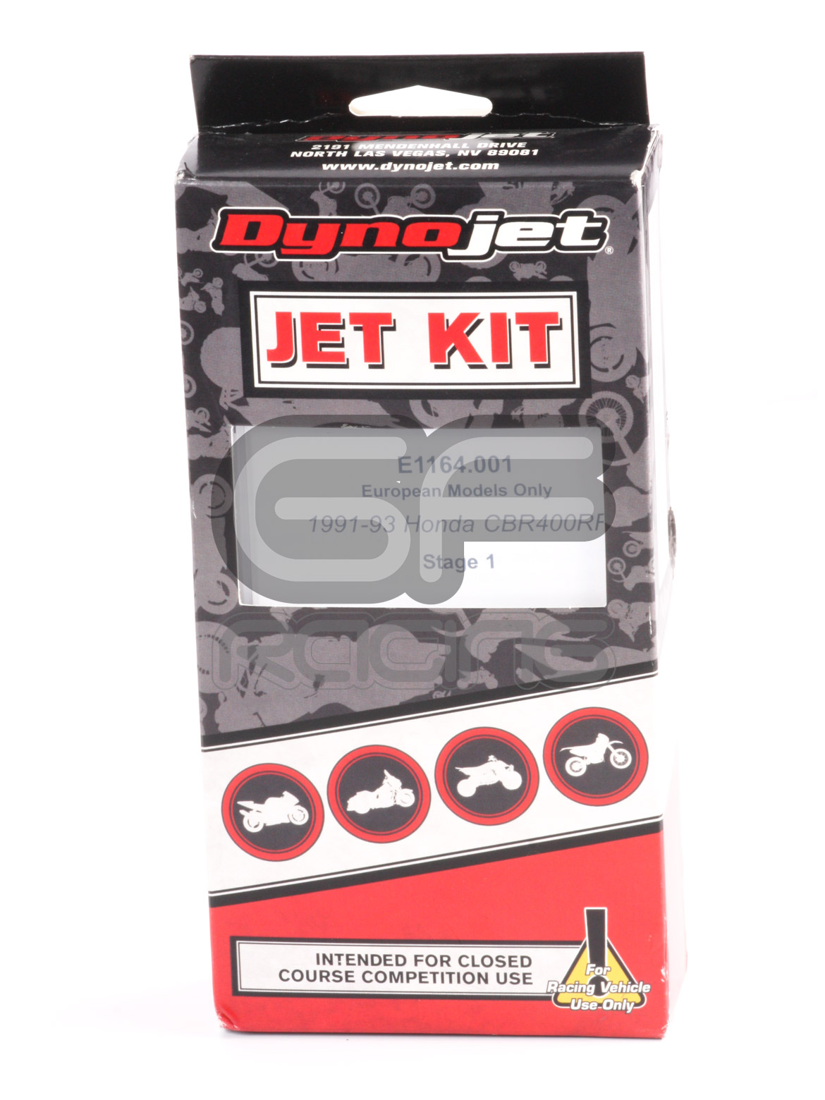 Dynojet Kit CBR400 NC29 Gull Arm