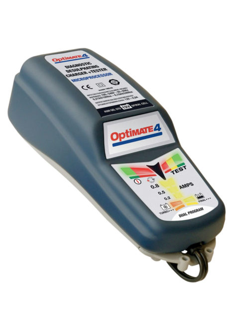 Optimate 4 Battery Charger Optimiser
