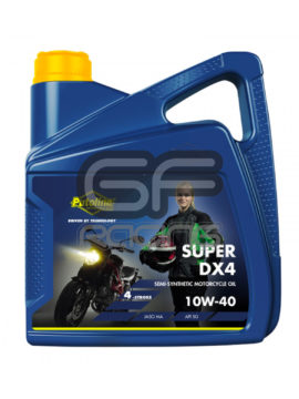Putoline Oil DX4 Super 10W - 4 Litre