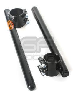 SES Steel Clip Ons CBR400 VFR400