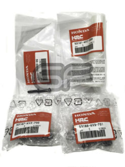 HRC Quick Action Throttle Assembly NC23, NC29, NC30, NC35