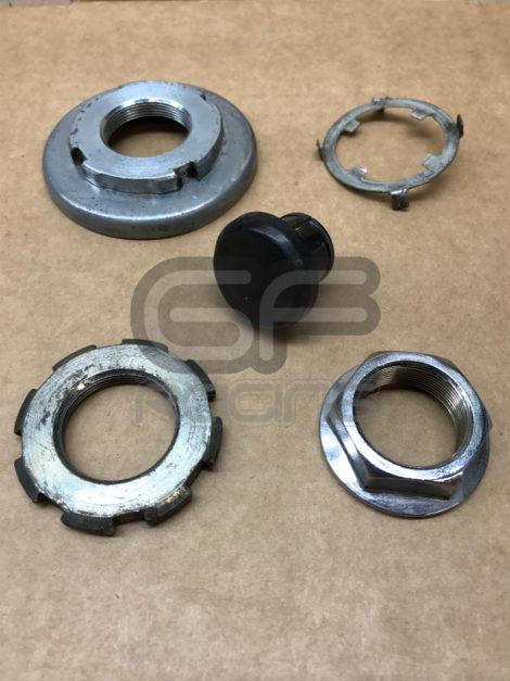 OEM Honda Steering Stem Bolts - CBR400 NC23 NC29 RVF 400 NC35