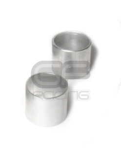 Late Cartridge Fork Alloy Spacers - CBR400 NC29 VFR400 NC30