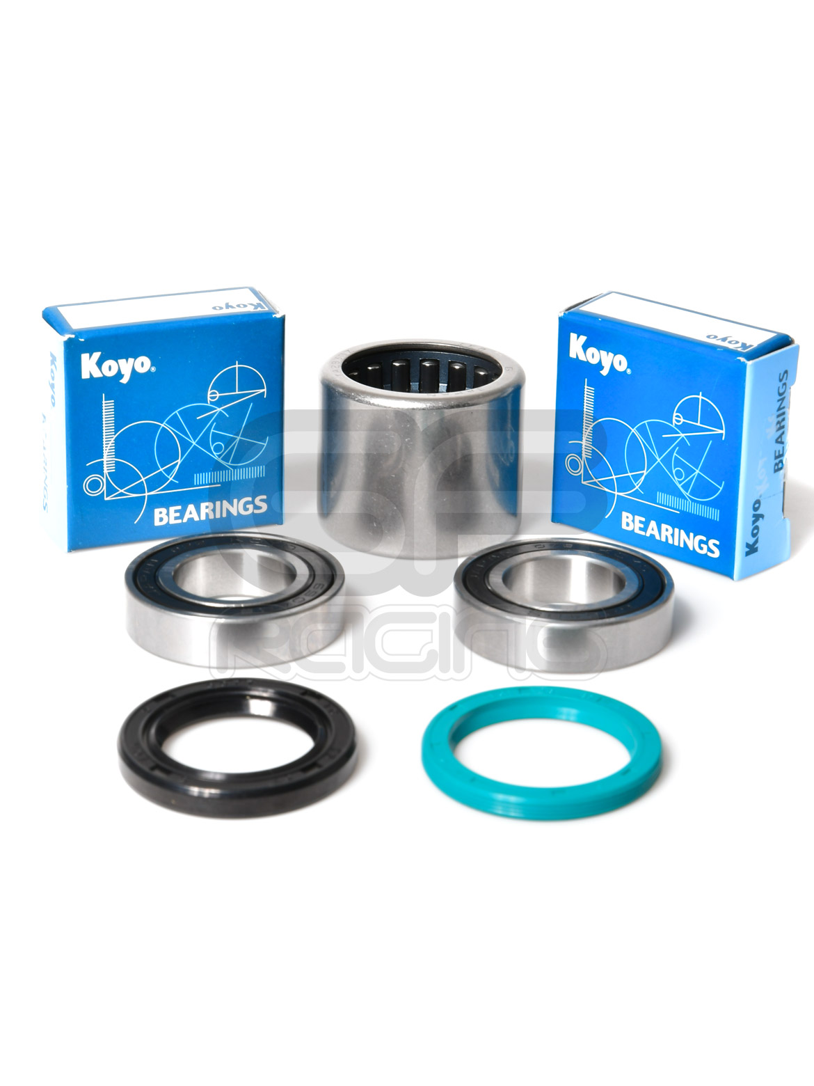 Swing Arm Bearing and Seal Kit