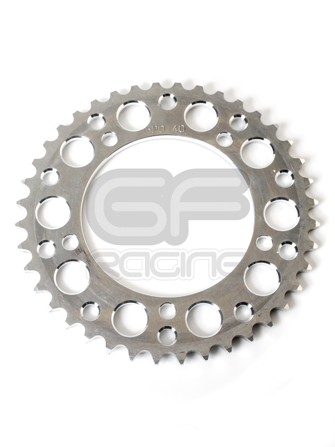 Renthal Plain Alloy Rear Sprocket Honda CBR400 NC23 NC29