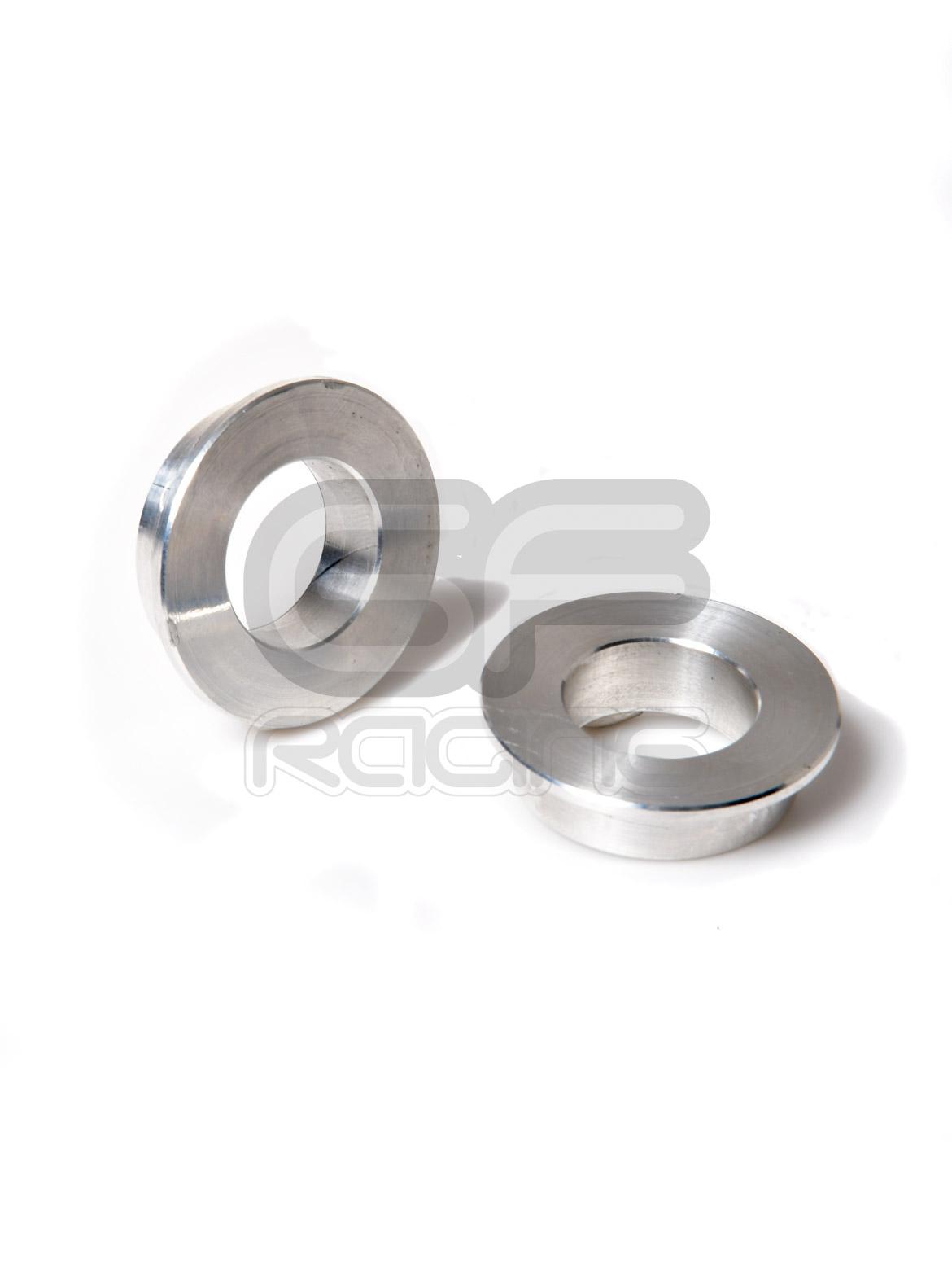 CBR400 NC29 Rear Wheel Spacers x2