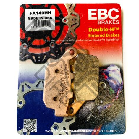 EBC Double H Brake Pads Rear CBR400