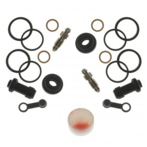 Complete Brake Caliper Rebuild Kit - CBR400 NC23 NC29