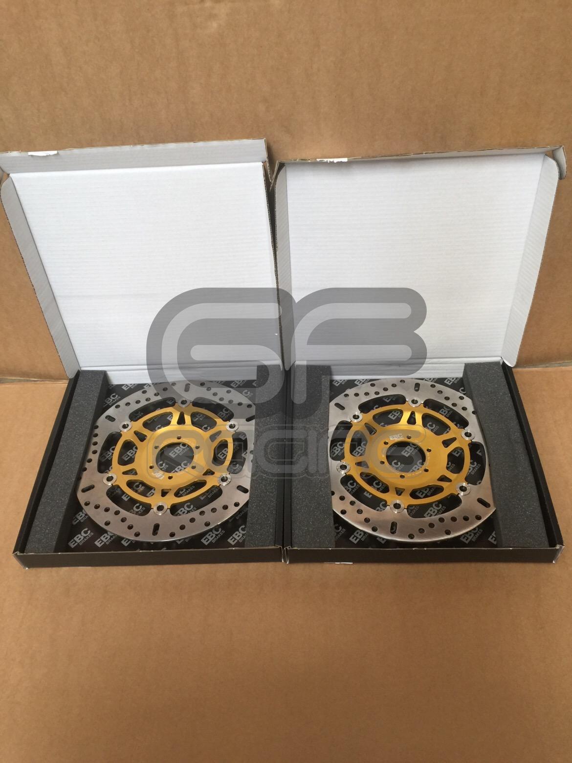 MD1003X EBC Front Brake Discs CBR400 NC23 NC29 VFR400 NC30 RVF400 NC35