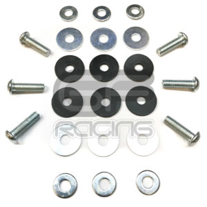 Bodywork Race Fairing Fixing Kit