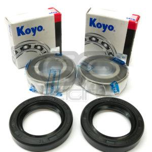 Honda Front Wheel Bearing and Dust Seal Kit