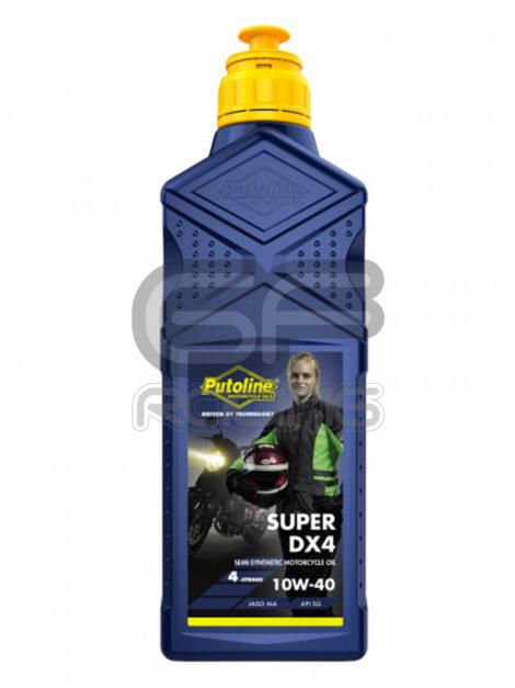 Putoline DX4 Oil 10W40 1 Litre