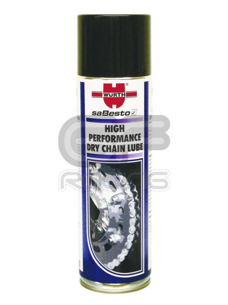 Wurth Dry Chain Lube 500ml